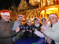 Weihnachtsmarkt Mainz: Glühwein (Quelle: Landeshauptstadt Mainz)